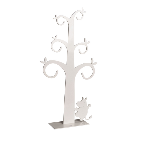 Moomin White Jewellery Tree - Northlight Homestore