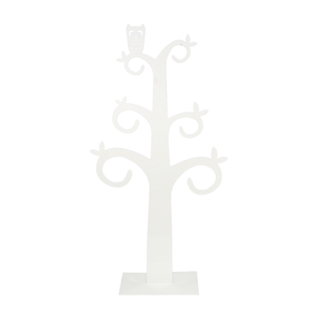 Owl White Jewellery Tree - Northlight Homestore