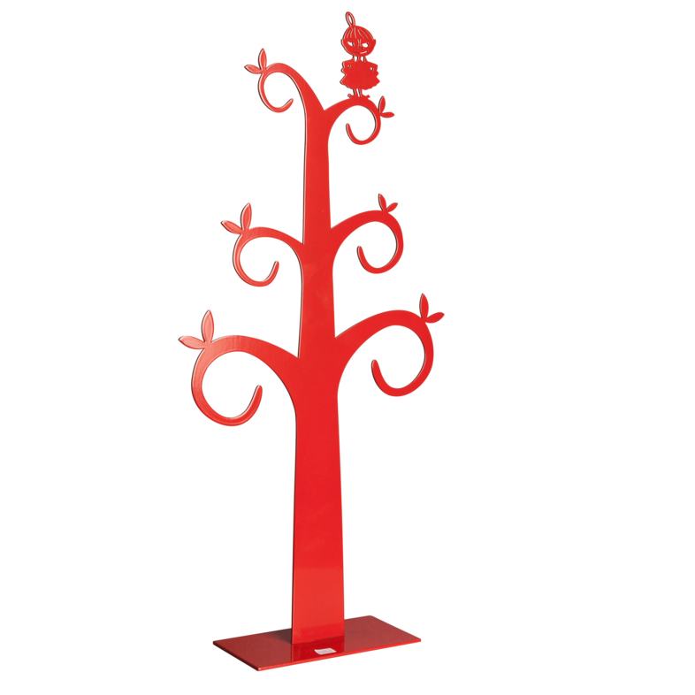 Moomin Little My Red Jewellery Tree - Northlight Homestore