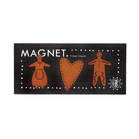 Gingerbread Magnet - Northlight Homestore