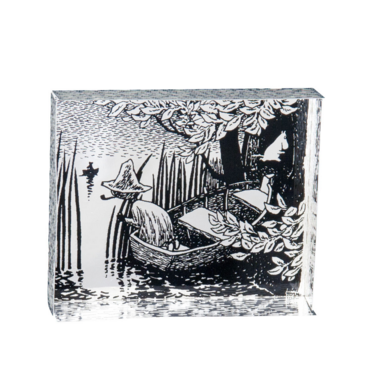 Moomin Boat Mini World Magnet