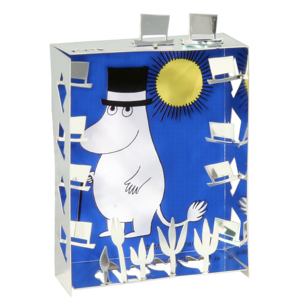 Moomin Pappa Mini World Magnet - Northlight Homestore