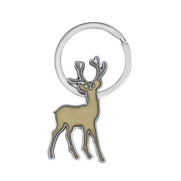 Deer Keyring - Northlight Homestore