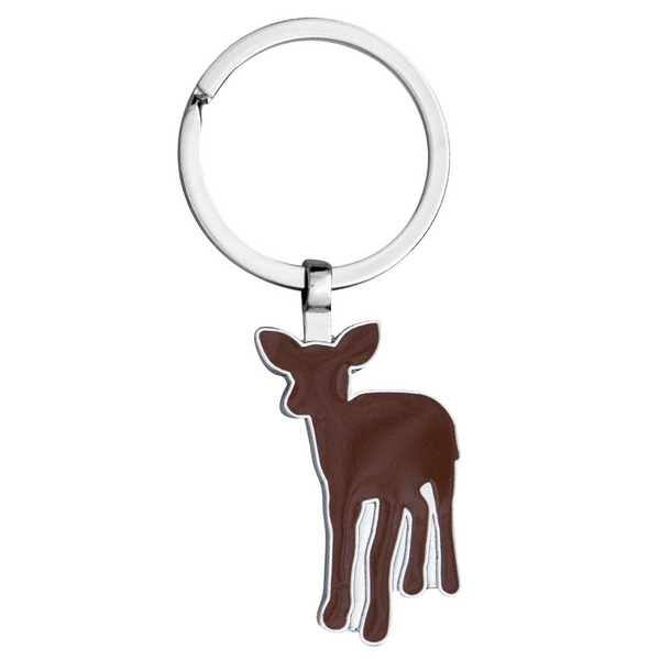 Deer Kid Keyring