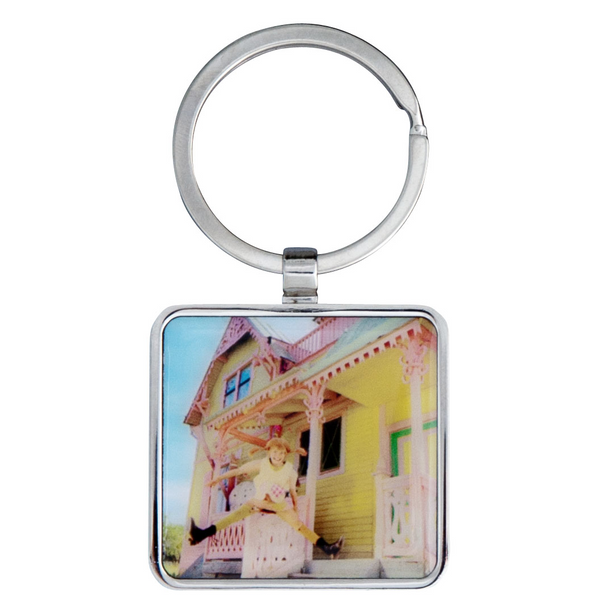 Pippi House Keyring - Northlight Homestore