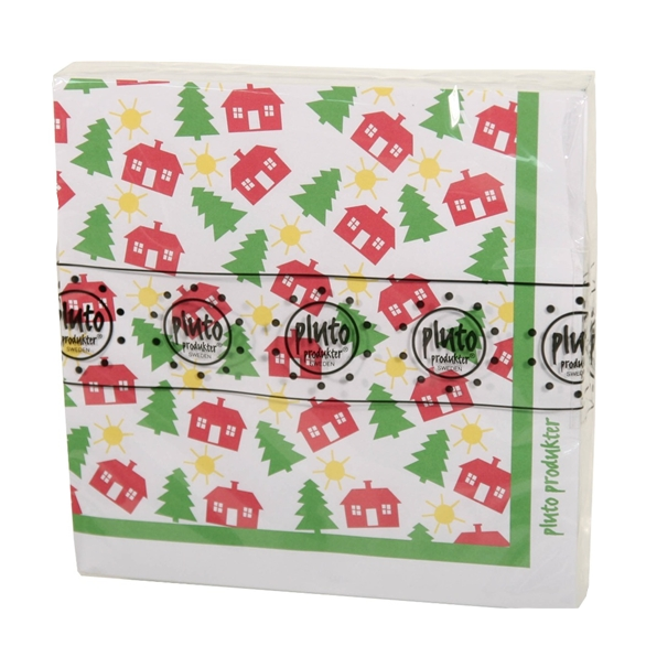 House Paper Napkins - Northlight Homestore