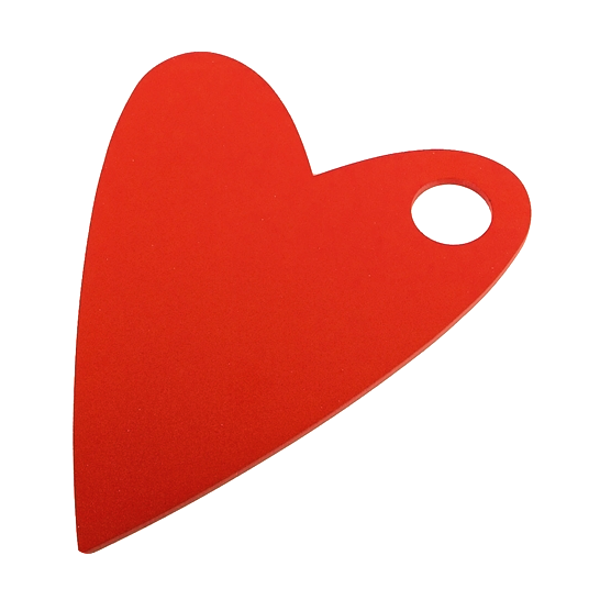 Red Heart Pot Stand - Northlight Homestore