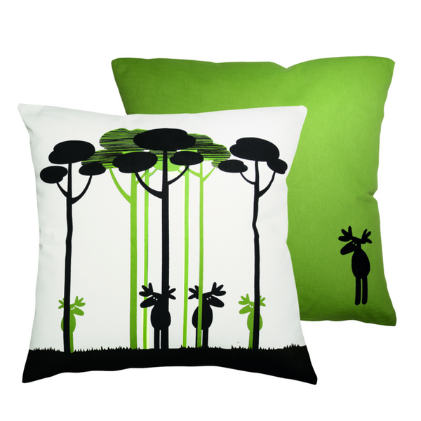 Moose Cushion - Northlight Homestore