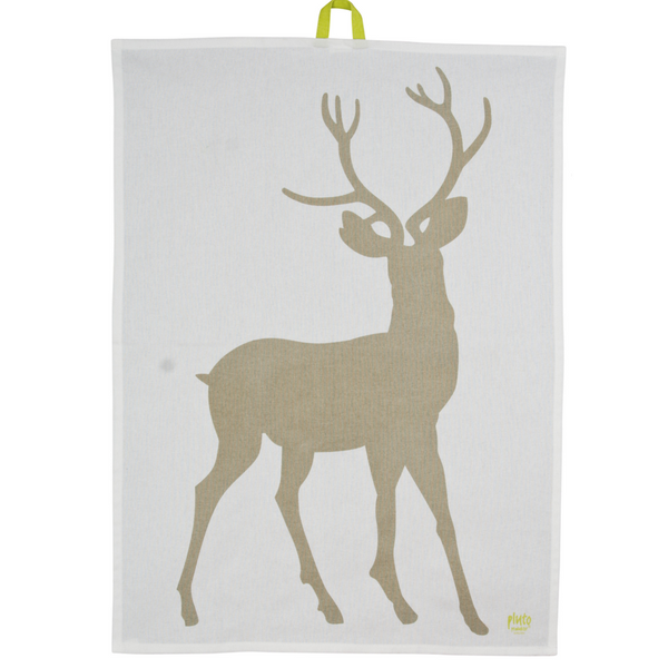 Deer Tea Towel - Northlight Homestore