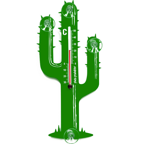 Cactus Thermometer