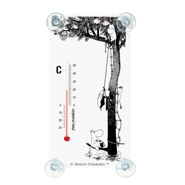 Moomin Tree Thermometer - Northlight Homestore