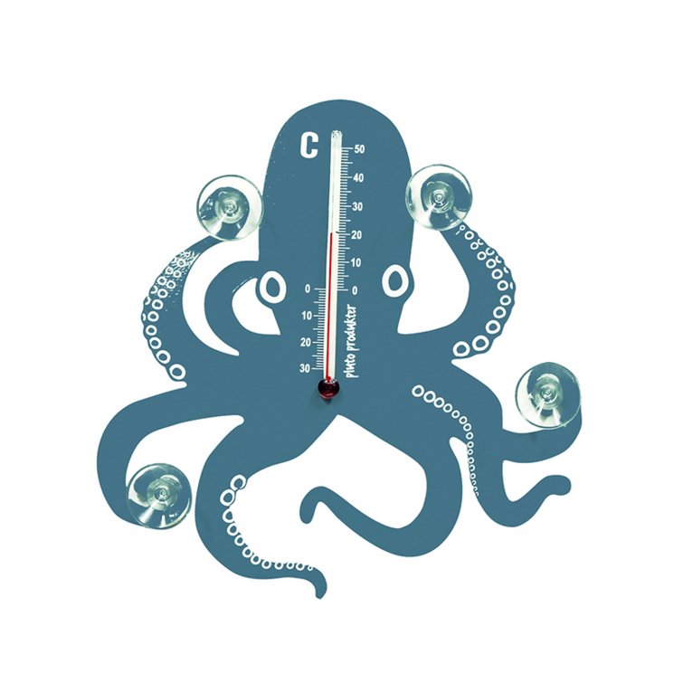 Octopus Thermometer - Northlight Homestore