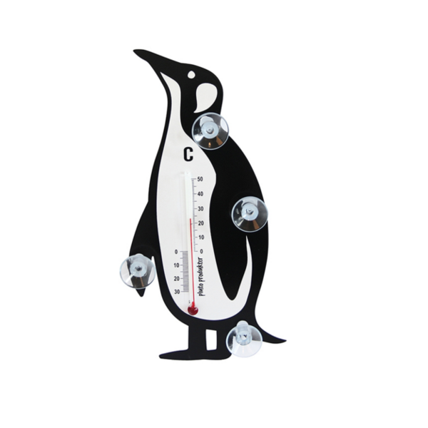Penguin Thermometer - Northlight Homestore
