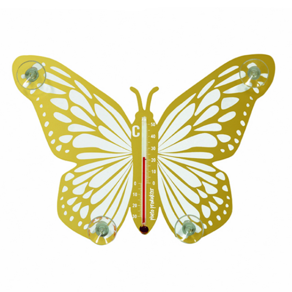 Butterfly Thermometer - Northlight Homestore