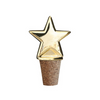 Star Gold Bottle Stopper - Northlight Homestore