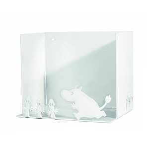 Moomin White Shelf