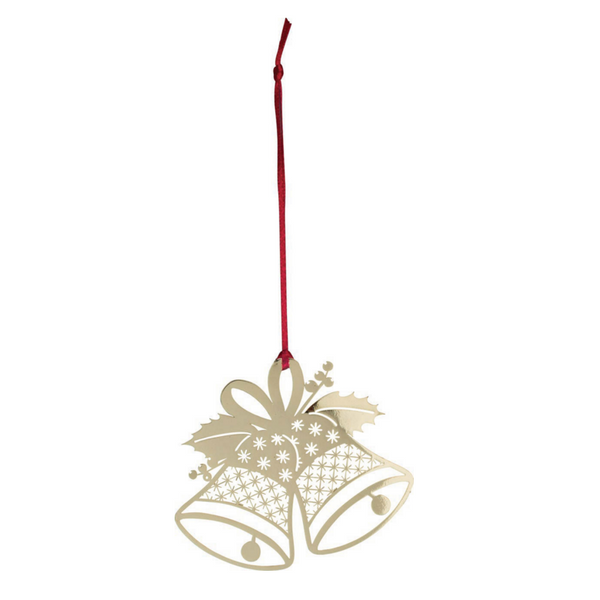 Bells Gold Decoration - Northlight Homestore