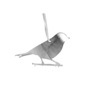 Bird Silver Decoration - Northlight Homestore