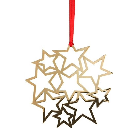 Deco Star Gold Decoration