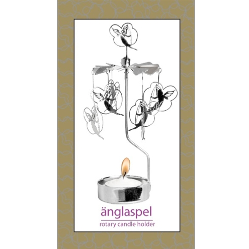 Cupido Rotary Tealight Candle Holder