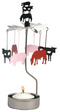 Farm Rotary Tealight Candle Holder - Northlight Homestore