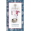 London Rotary Tealight Candle Holder - Northlight Homestore
