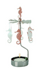 Seahorse Rotary Tealight Candle Holder - Northlight Homestore
