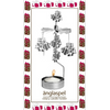 Xmas Gifts Rotary Candle Holder