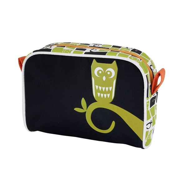 Owl Cosmetic Bag - Northlight Homestore
