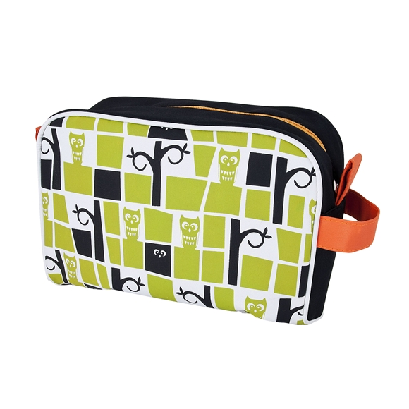 Owl Toiletry Bag - Northlight Homestore