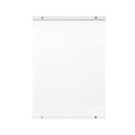 Pop Chart Lab White Hanging Rails