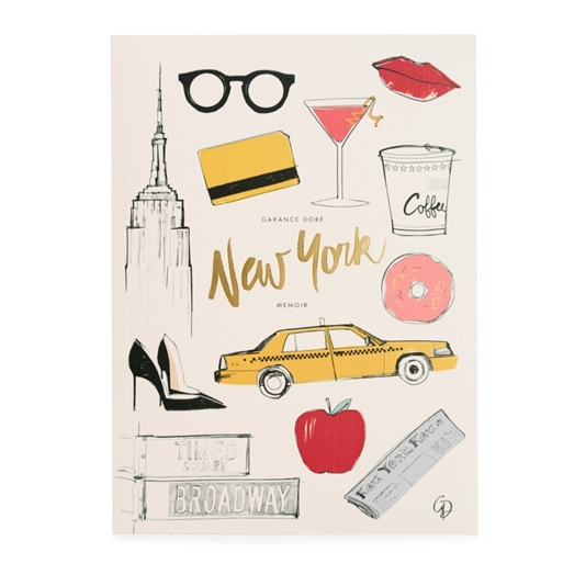 New York/Paris Notebook - Northlight Homestore