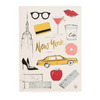 New York/Paris Notebook