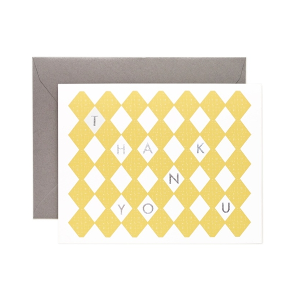 Thank You Canary Card Boxed Set - 8 Cards - Northlight Homestore