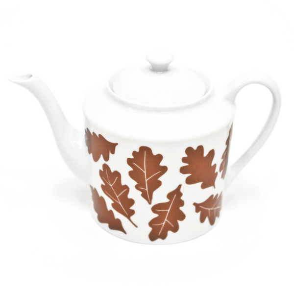Lost Acorns Tea Pot