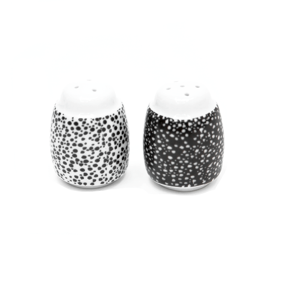 Salt & Pepper Shakers - Sprinkle Sprinkle Little Spot - Northlight Homestore