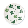 Lucky Clover Green Saucer - Northlight Homestore