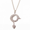 Snake Pendant With Chain - Northlight Homestore