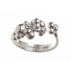 Silver Pericap Ring