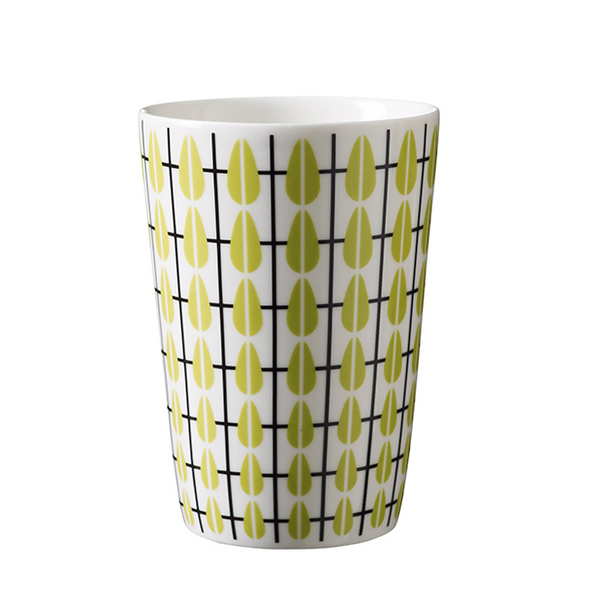 Olivia Lime Latte Cup - Northlight Homestore