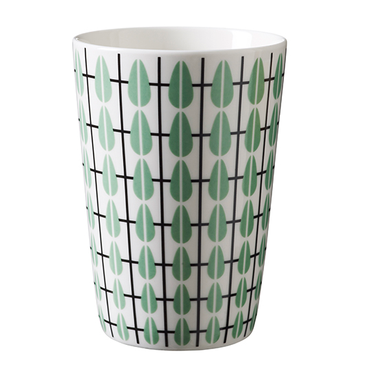 Olivia Mint Latte Cup - Northlight Homestore