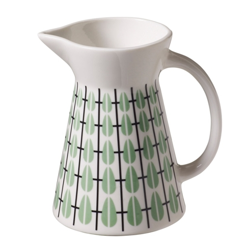Olivia Mint Milk Jug - Northlight Homestore