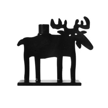 Moose Small Candle Holder