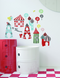Littletown Wall Sticker - Northlight Homestore