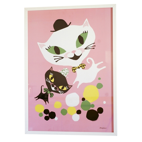 Catfun Print - Northlight Homestore