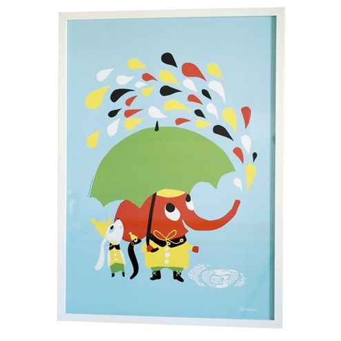 Rain Print - Northlight Homestore