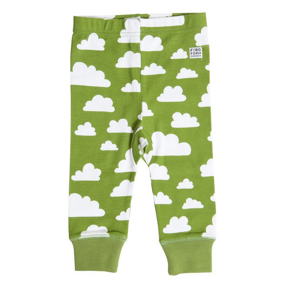 Moln Cloud Green Trousers - Various sizes