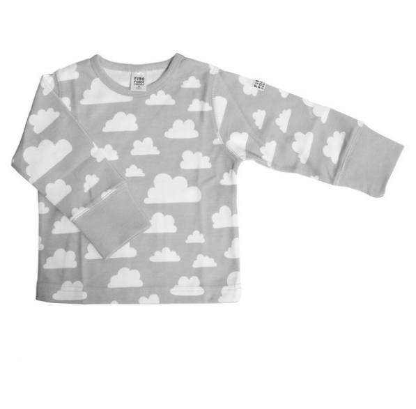 Moln Cloud Grey Longsleeve - Various sizes
