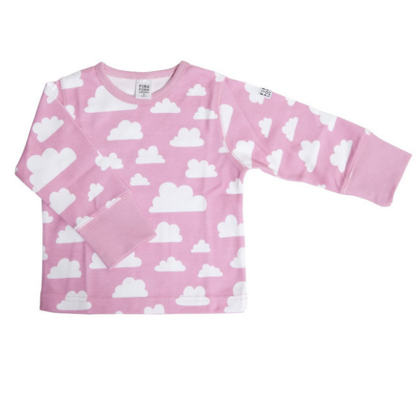 Moln Cloud Pink Longsleeve - Various sizes - Northlight Homestore