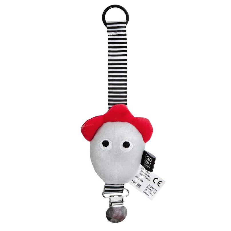 Skummis FILURER Grey Dummy Clip - Northlight Homestore